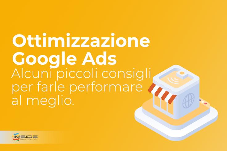 Campagne Google Ads, Ottimizzazione